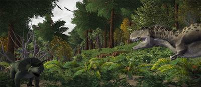 Dino Banner