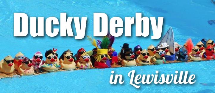 Ducky Derby Banner