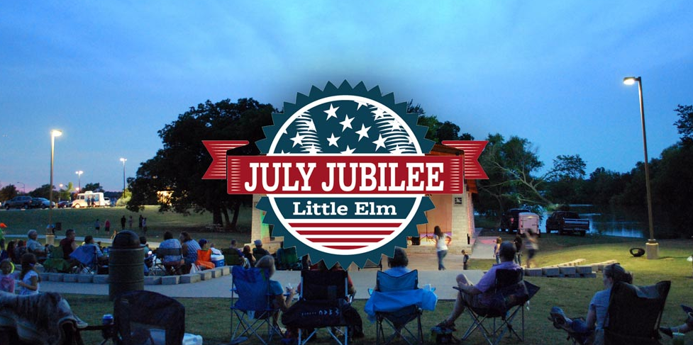 Little Elm 4th of July Banner