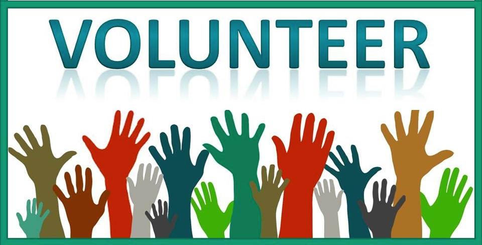 High School Volunteers Needed
