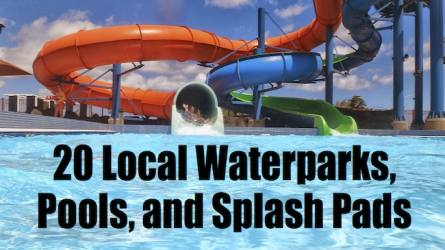 Pools, Aquatic Centers, and Water Parks North DFW