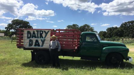 Dairy Days at Nash Farm