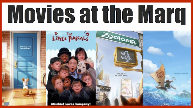 Outdoor Movie Southlake @ The Marq | Southlake | Texas | United States