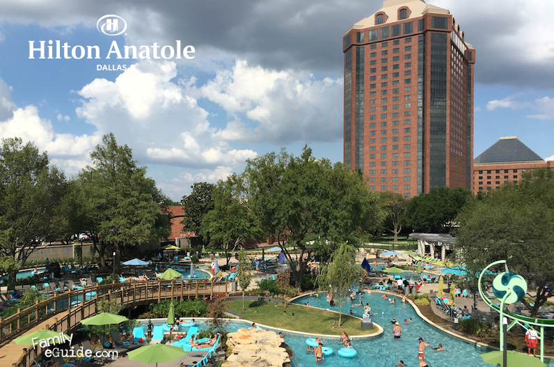 Hilton Anatole Dallas Waterpark
