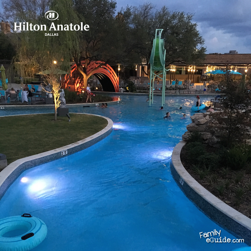 Anatole Evening Lazy River