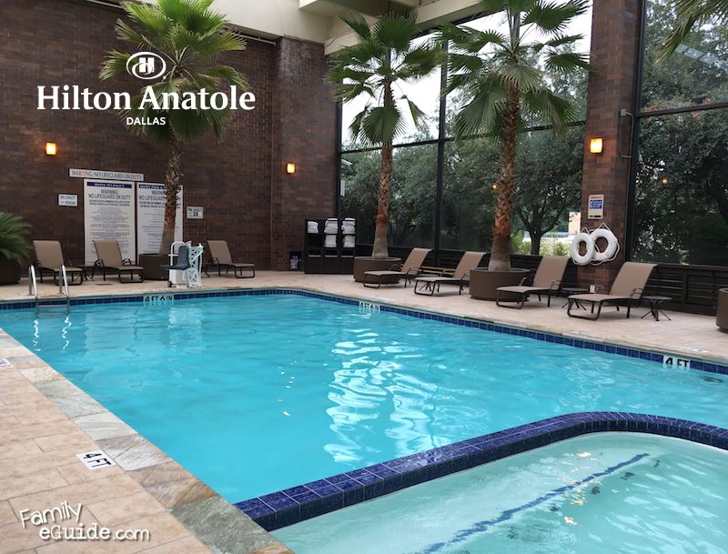 Anatole Indoor Pool