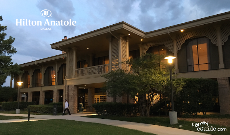 Anatole Spa Building