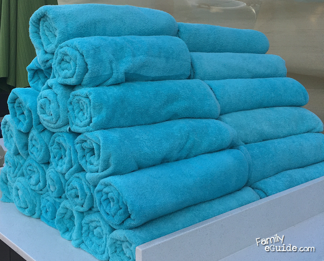 Anatole Towels