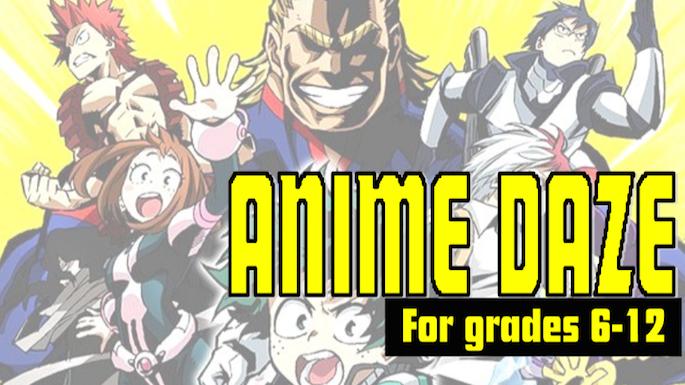 Anime Daze Banner