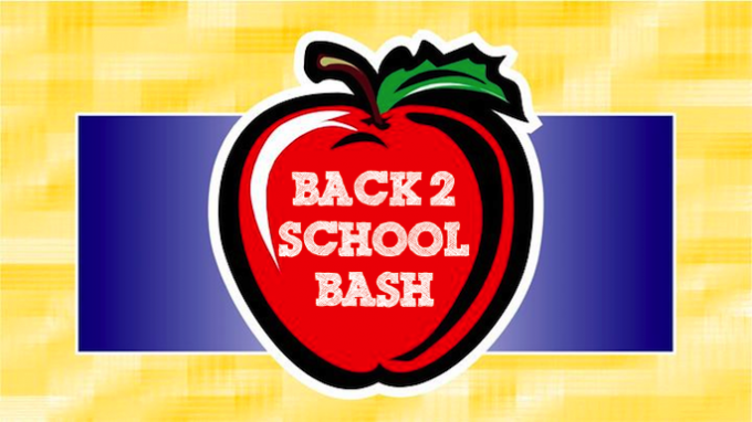 Back to School Bash in The Colony @ The Colony Rec Center