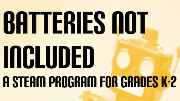 Batteries Not Included Banner