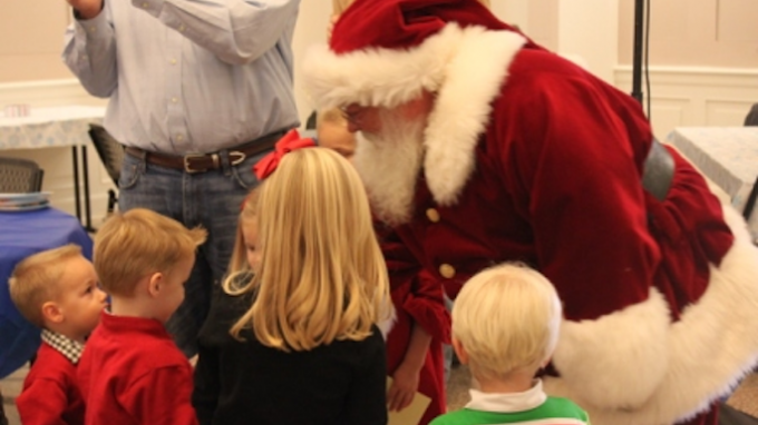 Breakfast with Santa in Southlake @ Southlake Town Hall