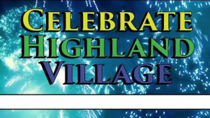 Celebrate Highland Village Festival @ Unity Park