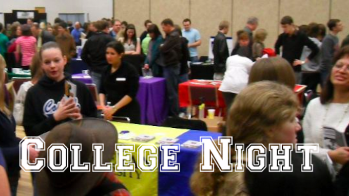HEART of Texas College Night