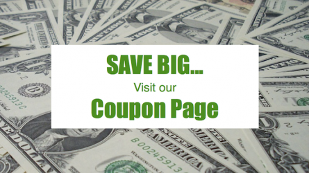 Local Coupons Help you SAVE