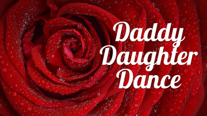 Daddy Daughter Dance in The Colony @ Cascades Events Center