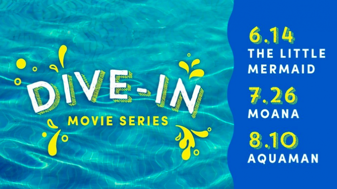 Dive In Movie @ Various - See Description