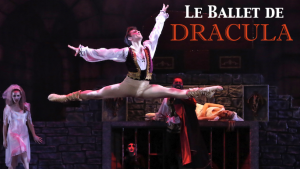Ballet Dracula with Lake Cities Ballet @ MCL Grand Theatre