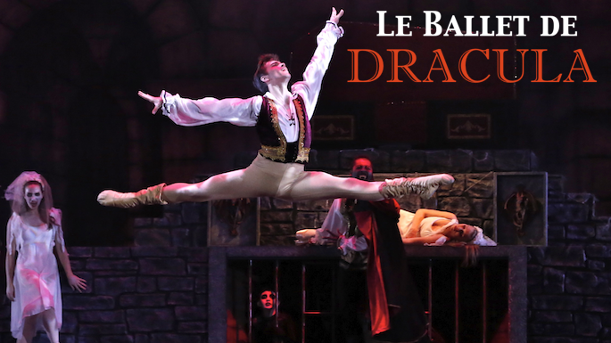 Ballet Dracula with Lake Cities Ballet