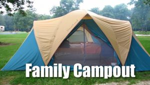 Family Campout Carrollton @ R.E. Good Soccer Complex | Carrollton | Texas | United States