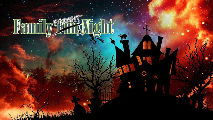 Family Fright Nite Campout