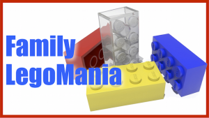 Family LEGOmania @ The Colony Library