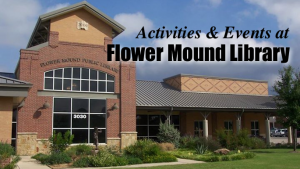 Afternoon Adventurers @ Flower Mound Library