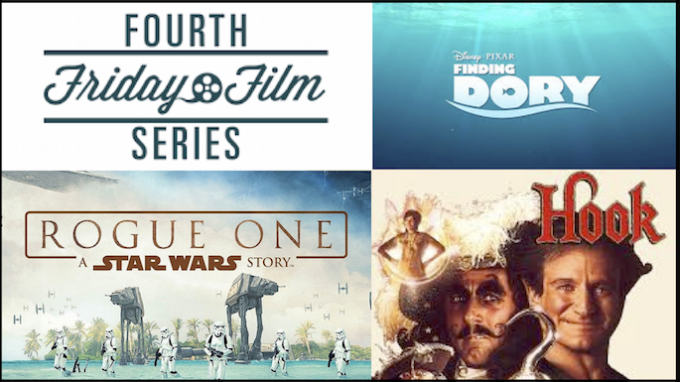Fourth Friday Films in Grapevine @ Various Grapevine Locations