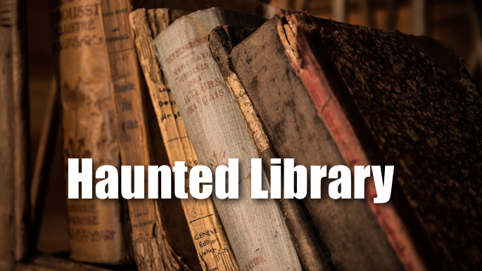 Haunted Library Flower Mound
