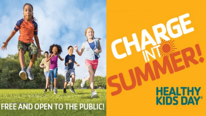 Healthy Kids Day at YMCA @ Cross Timbers YMCA