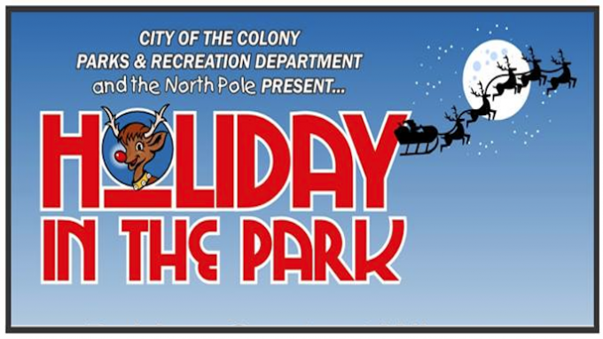Holiday In The Park in The Colony @ Various; See description