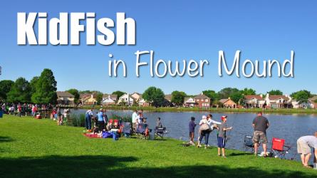 KidFish in Flower Mound