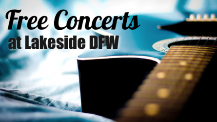 Concerts Lakeside DFW
