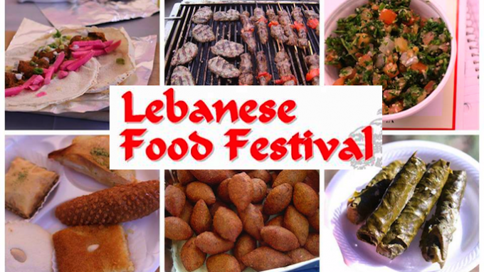 Lebanese Food Festival @ Our Lady of Lebanon Maronite Catholic Church