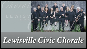 Lewisville Civic Chorale Concert @ The Episcopal Church of the Annunciation