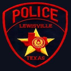 Lewisville Police Birthday Celebration