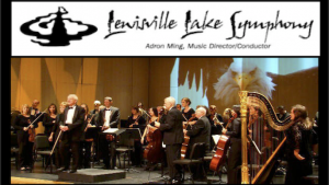 Lewisville Symphony Series Concert @ MCL Grand Theatre