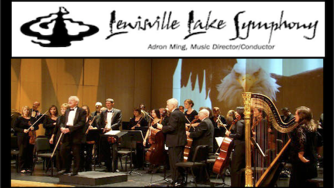 Lewisville Symphony Banner