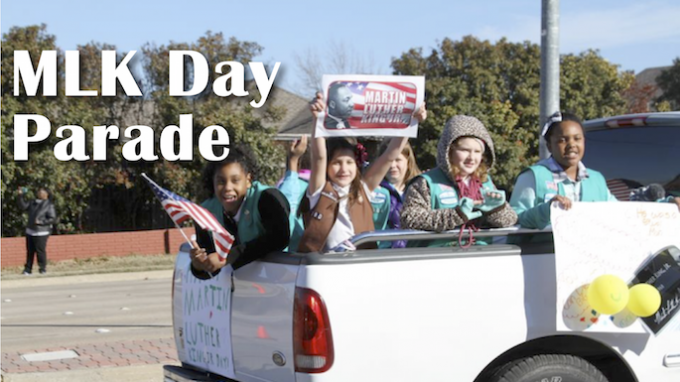 Martin Luther King Jr Day Parade