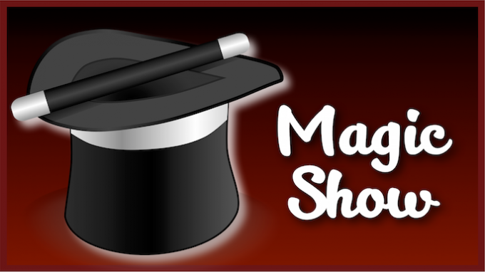 Magic Show Grapevine @ Grapevine Library