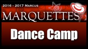 Marcus Drill Team Mini-Camp @ Marcus High School