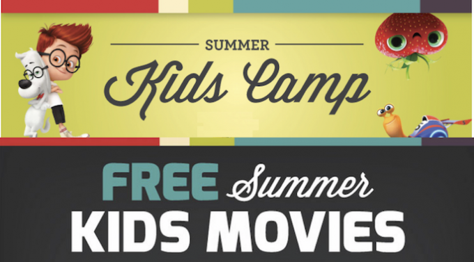 Summer Movie Club at Moviehouse and Eatery @ Moviehouse and Eatery