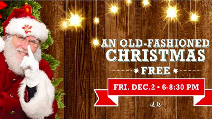 Old-Fashioned Christmas in Carrollton @ A.W. Perry Homestead Museum
