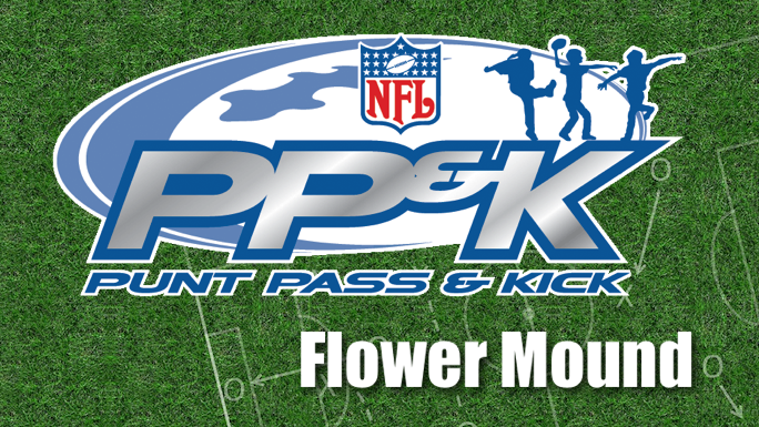 NFL Punt Pass Kick Event in Flower Mound