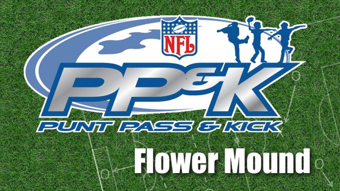 NFL Punt Pass Kick Event in Flower Mound