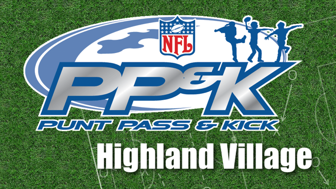 Punt Pass and Kick Highland Village