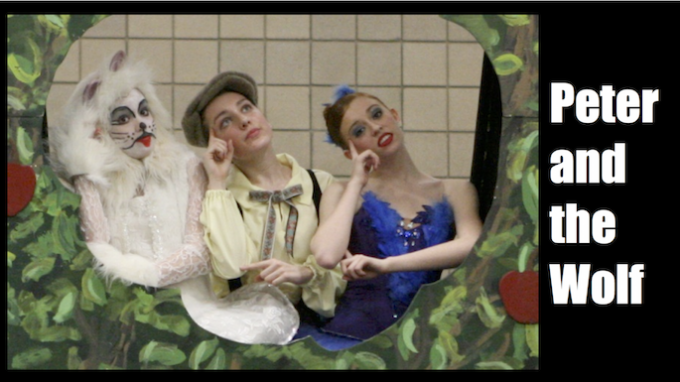 Peter and the Wolf @ Frederick Herring Recreation Center