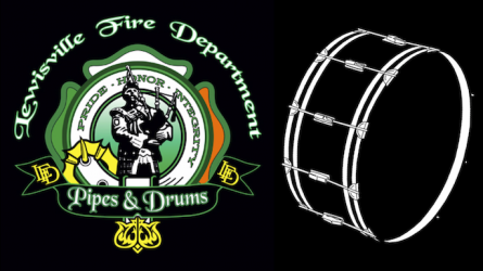 Firefighter Pipes, Drums & Honor Guard Jam Session