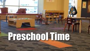 Preschool Story Time Lewisville @ Lewisville Library