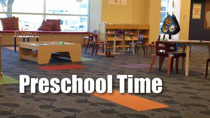 Preschool Time at Lewisville Library @ Lewisville Library